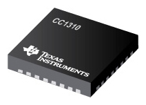 CC1310 SimpleLink™ Sub-1 GHz Ultra-Low Power Wireless Microcontroller